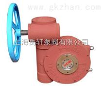 QDX3大口径蝶阀减速器-手动减速蜗轮箱
