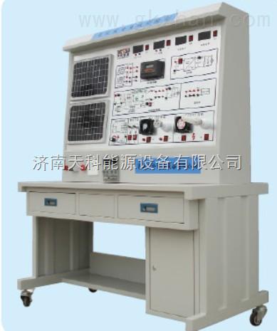 tkfa01-光伏发电系统实验台