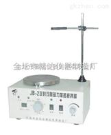 JB-2定时双向恒温磁力加热搅拌器