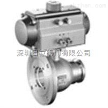 进口气动放料球阀欧可品牌 进口电动放料球阀专业代理商