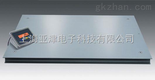 无人值守不锈钢地磅 不锈钢电子地磅显示器