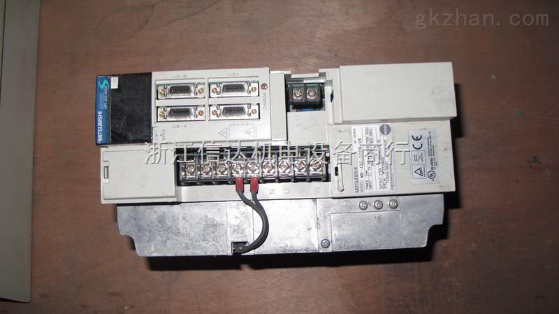 三菱伺服驱动器 mr-j2s-350b-eb
