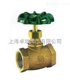 台湾富山黄铜丝口截止阀F1131-进口黄铜丝扣截止阀