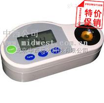 手持式数显糖度计/水果糖度计/数字折射仪/糖量计 型号:CN61M/HTPTD-45()