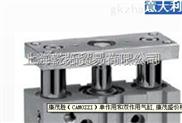 CAMOZZI单作用和双作用气缸/16N2A08A125