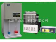 凯式定氮仪(主机+消煮炉) 型号:81M/KDY-9820+KXL-1010