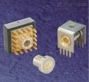 安费诺系列小尺寸大电流插板型电源连接器