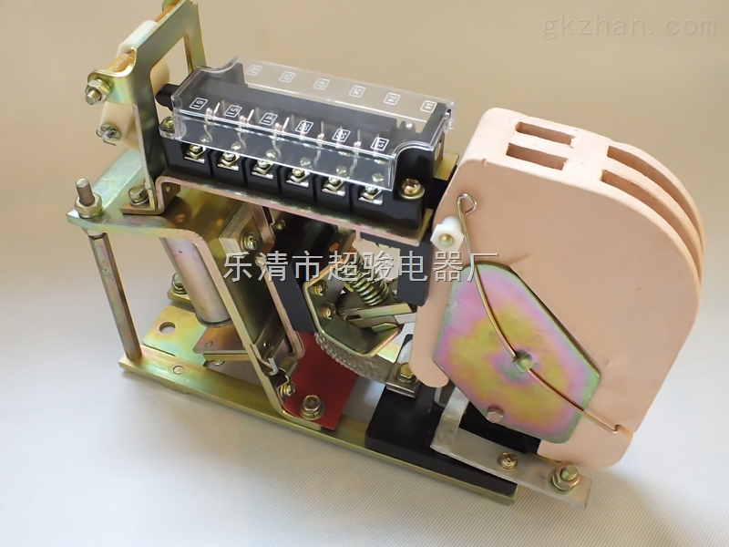 cz0-400/10直流接触器