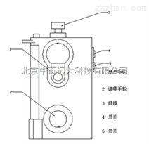 中西供光学瓦斯检测仪(甲烷测定器) 型号:CJG -10库号:M307849