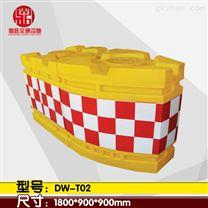 角型塑料防撞桶