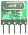 J05T-低功耗 小体积 超外差无线接收模块  J05T