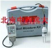 土壤水分仪 /土壤水分测量仪 英国(含转速表) 型号:H-SM300