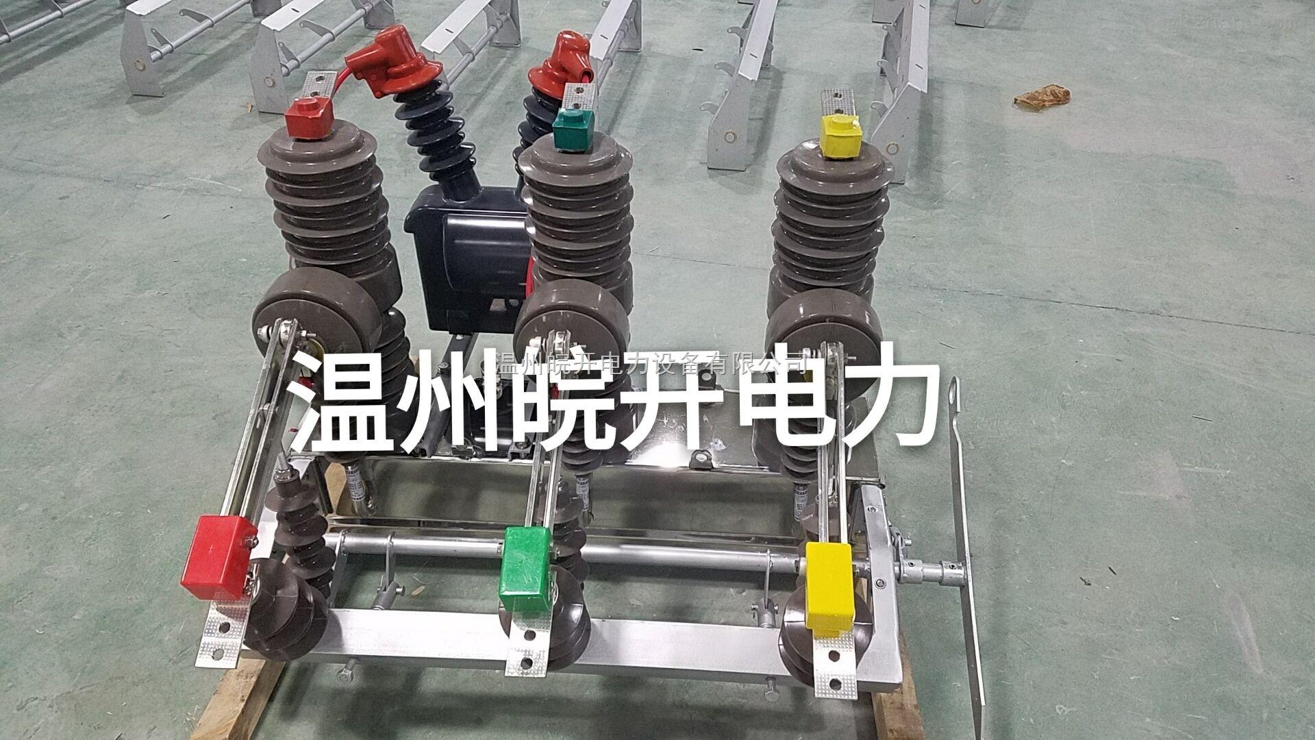 智能型优质真空断路器ZW32-12FG【带遥控】