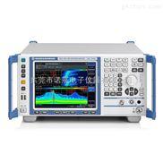 回收FSVR13,R&S FSVR13收购实时频谱分析仪