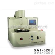 RHESCA可焊性测试仪SAT-5200沾锡天平/力世科