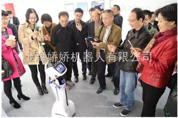 智能机器人娇娇