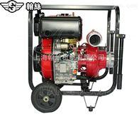 HS40HP柴油机4寸高压污水泵