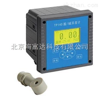 在线酸/碱浓度计 型号:CN60M/TP140 库号:M340322