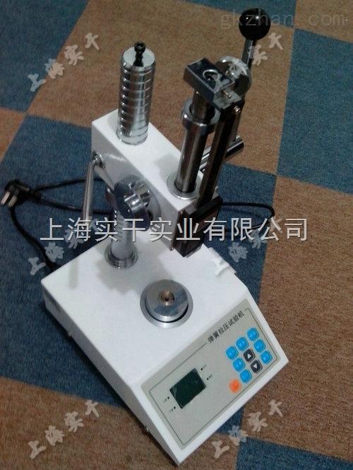 高精度弹簧拉力检测仪带信号输出