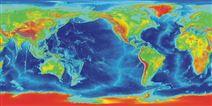 海洋地质图