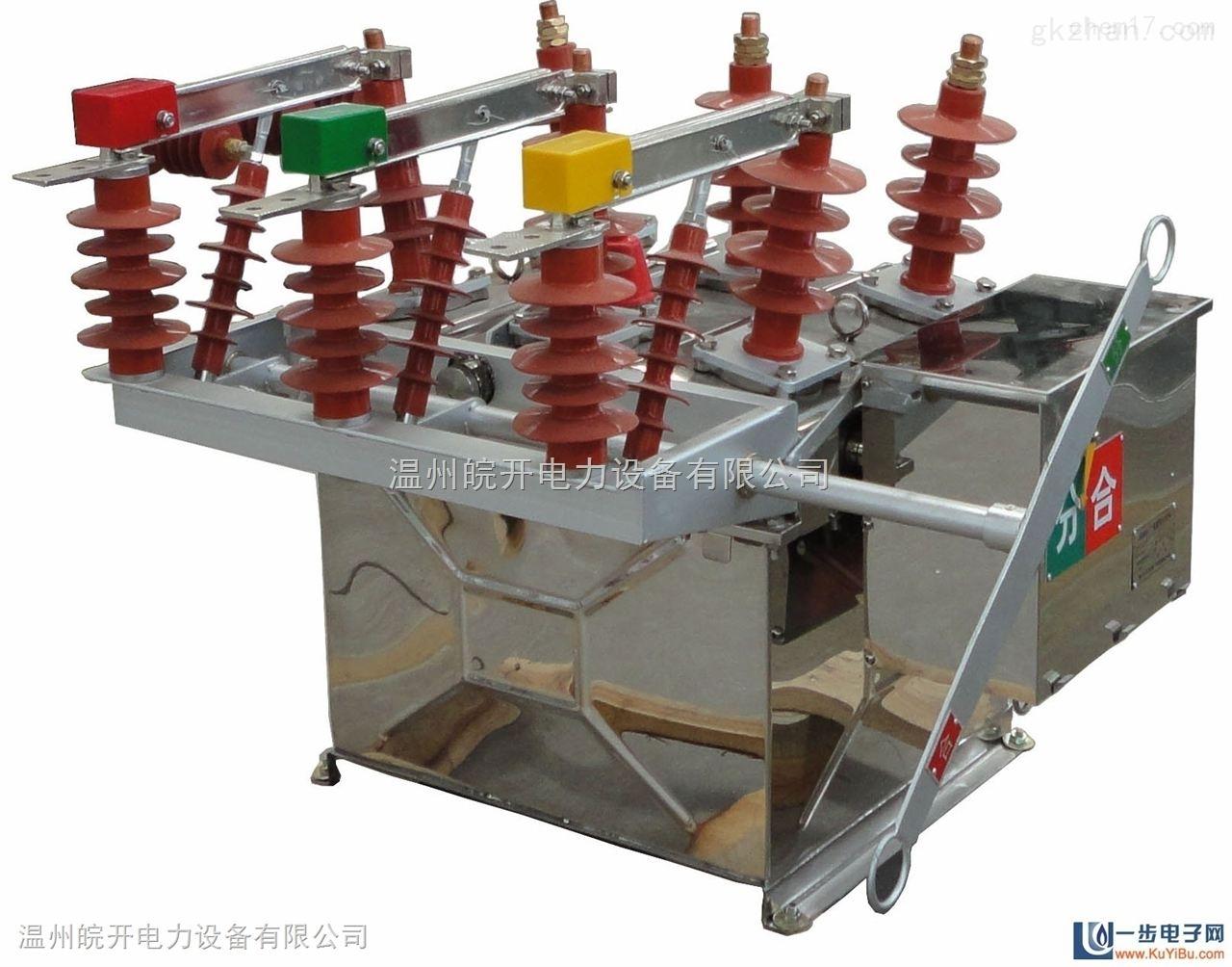 ZW8-12DG/630-20电动操作高压真空断路器