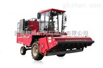 4KZ-300型自走式秸秆收获打捆机