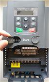 无锡英威腾GD200A变频器调节电机速度
