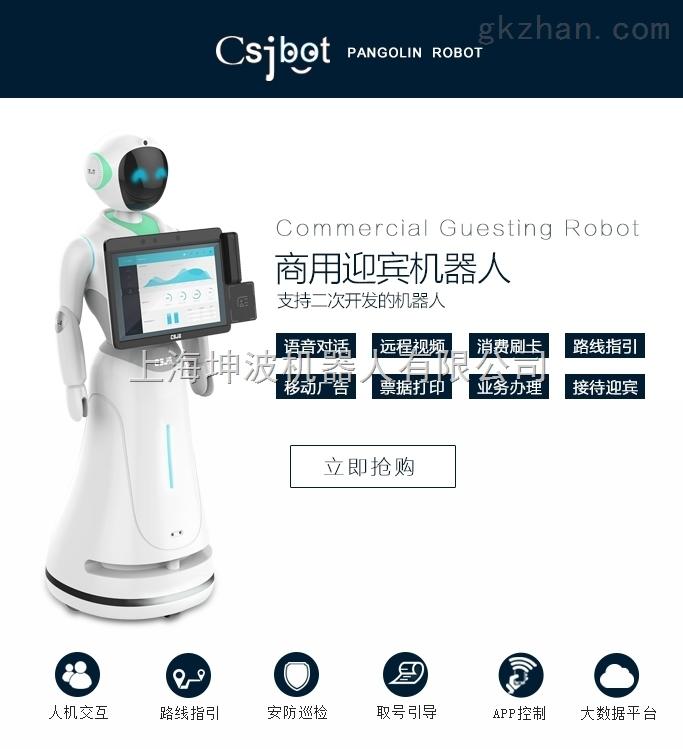 智能银行服务机器人价格