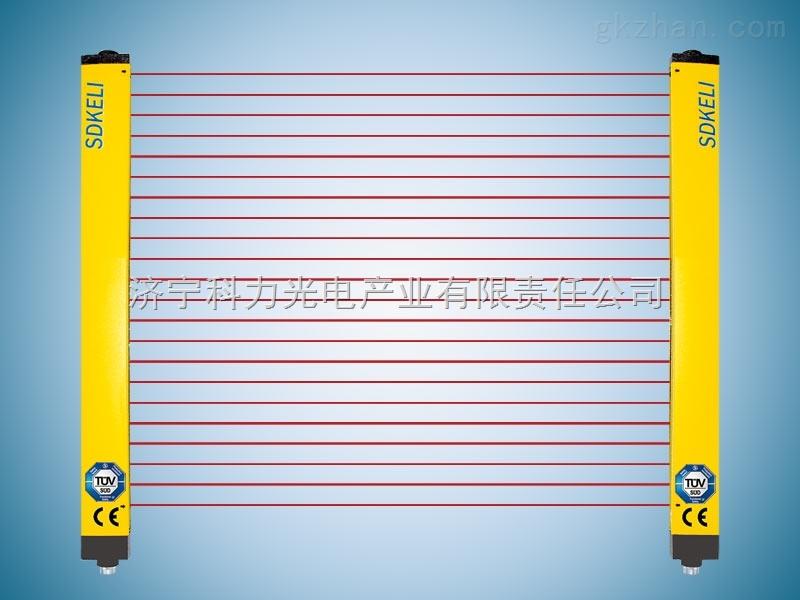 t4-山东科力光电t4型安全光幕-济宁科力光电产业有限