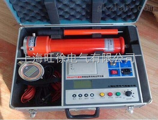 HD3327C系列智能型直流高压发生器
