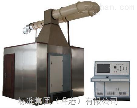 建筑材料单体燃烧测试仪/建筑材料单体燃烧试验机