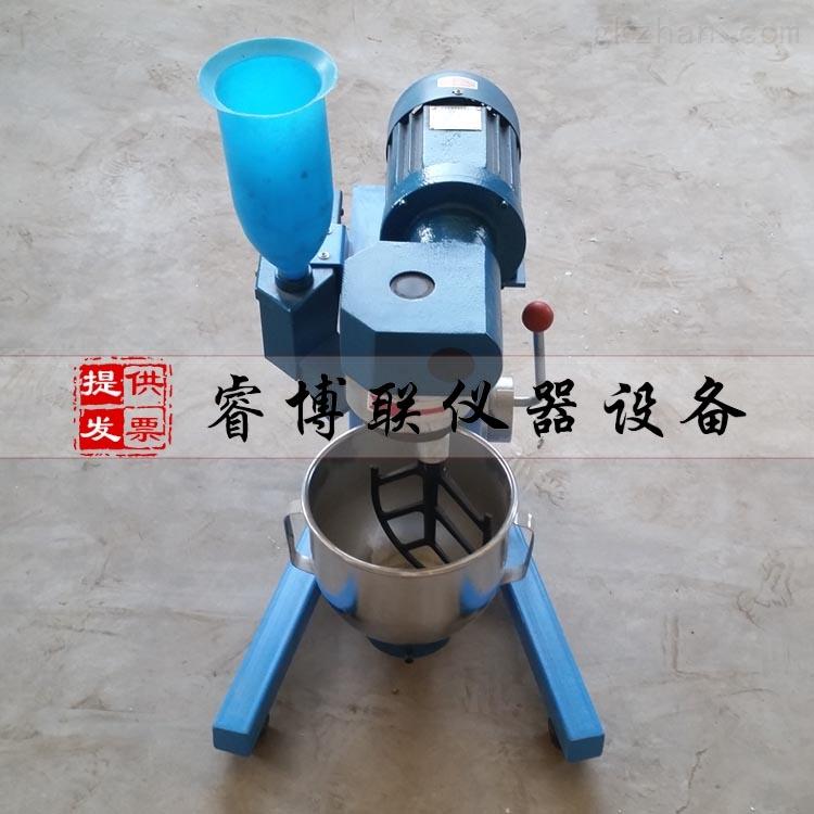 新型水泥胶砂搅拌机