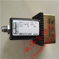 BURKERT 6014 00125348电磁阀