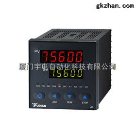 AI-756宇电高精度5位温控调节仪
