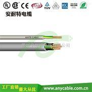PUR多芯控制电缆