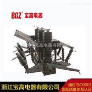 ZW32-12GG-浙江宝高ZW32-12GG10KV双隔离高压真空断路器