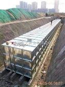 广西贺州不锈钢楼上水箱来宾304复合水箱无焊缝BDF水箱防城港厂家