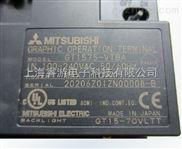上海三菱触摸屏黑屏维修GT1555-QTBD