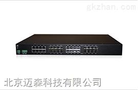 全千网管型机架式工业级以太网交换机