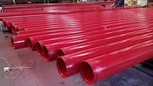 山西长治环氧煤树脂防腐钢管供货厂家