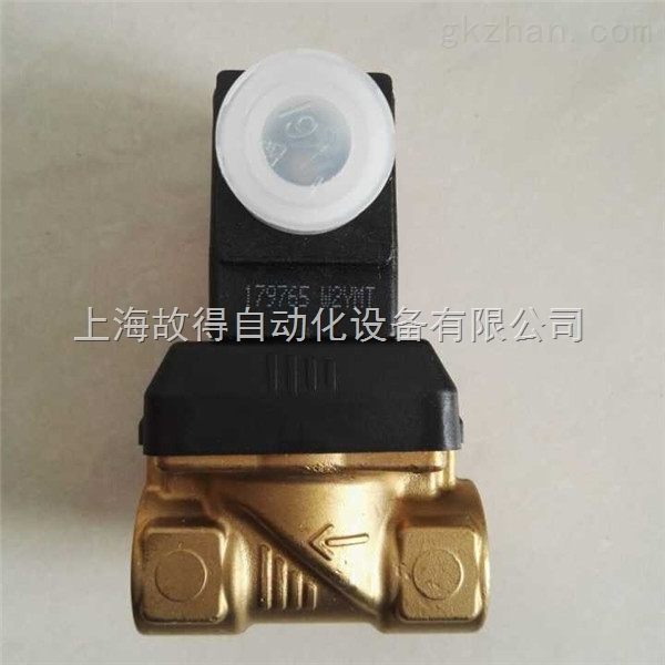 宝德6213EV A 00221605电磁阀标签说明