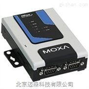 NPort 6450-moxa4串口设备安全联网服务器
