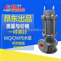 小型污水潜水泵 立式无堵塞潜污泵
