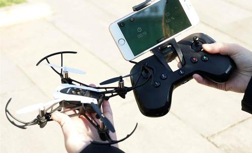 抢占中国市场沃土 Parrot推出两款趣味儿童无人机