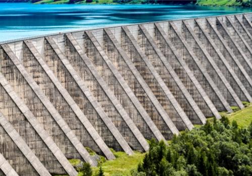 從修筑到維護 智能制造全面刷新水壩工程建設