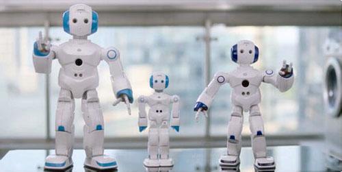 能力风暴教育机器人珠穆朗玛5号舞蹈