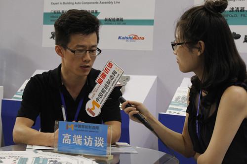 """深耕装配自动化行业 锴士""""中国设计""""走向世界"""