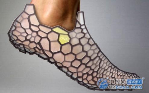 人们各自身体结构的鞋子