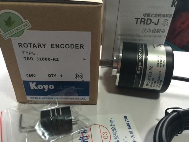 光洋trd-j40-rzw旋转编码器