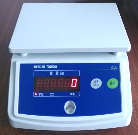 cub 梅特勒-托利多防水(潮)电子秤